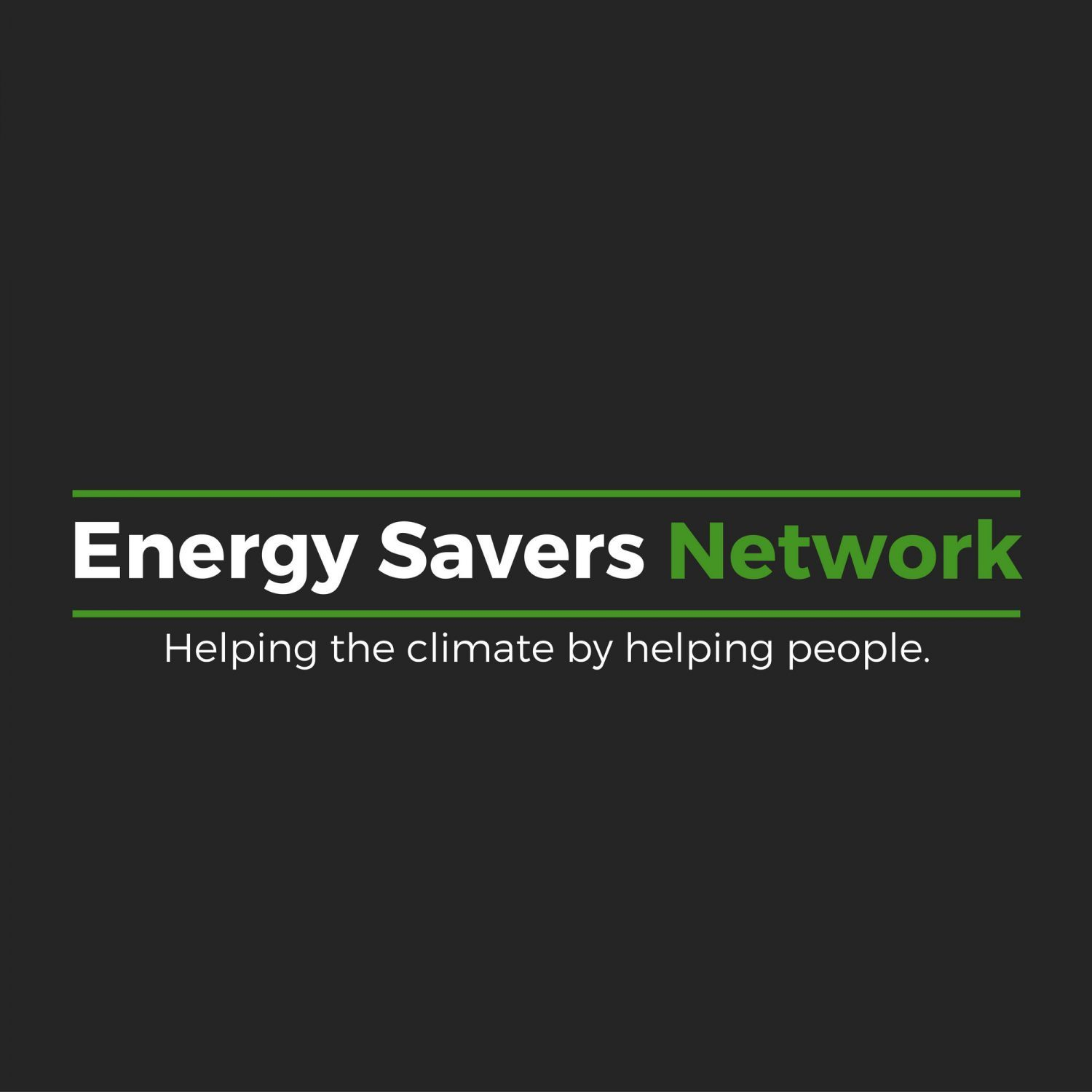 Energy Savers Network Logo
