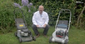 mower comparison