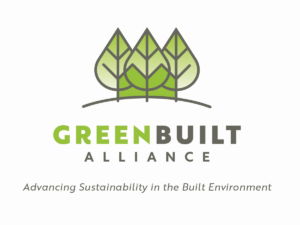 Green Built Alliance Logo Including Tagline