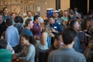Green Built Alliance annual party 2017 Highland Brewing
