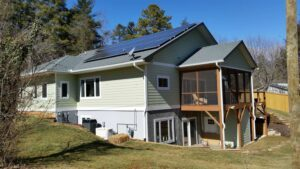 Net Zero Homes Bruce Michael Green Built Homes Asheville