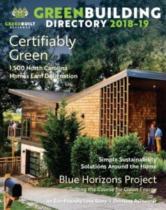 Green Built Alliance Annual Green Building Directory 2018 to 2019