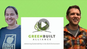 Asheville Real Estate News Green Built Alliance podcast episode interview Maggie Leslie