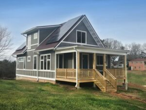 Sure Foot Builders HERS Record Green Built Homes Certification Green Built Alliance