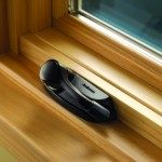 Picture of Casement/Awning Window Hardware in Folded Position