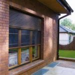 Picture of Exterior rolling shutters